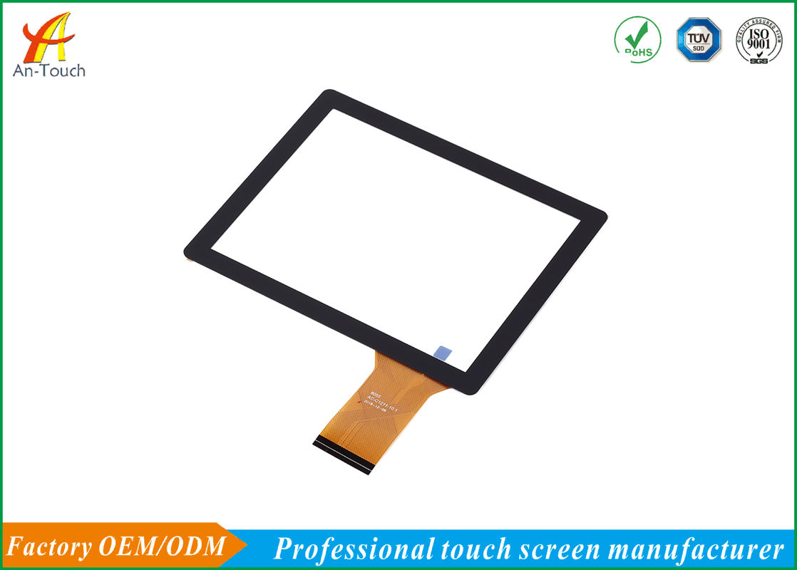 Fast Response POS Touch Panel For Information Kiosk Machine Moisture Resistance