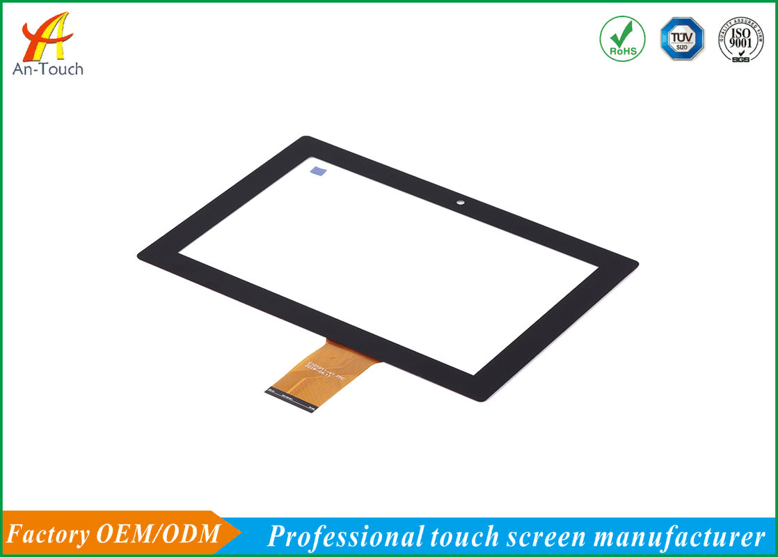 Multi Touch Advertising Touch Screen For Digital Kiosk High Impact Resistance