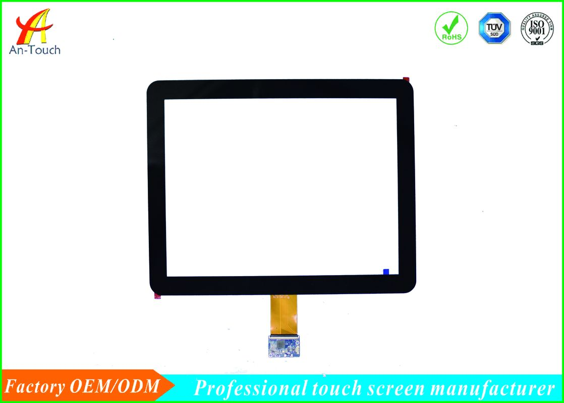 Custom Projective Capacitive Touch Panel Multi Point For POS Machine